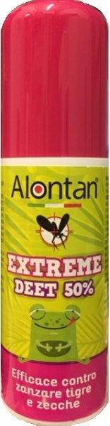 ALONTAN EXTREME DEET 50% SPRAY 75ML