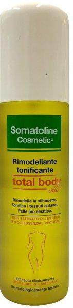 SOMATOLINE RIMODELLANTE TONIFICANTE TOTAL BODY OLIO