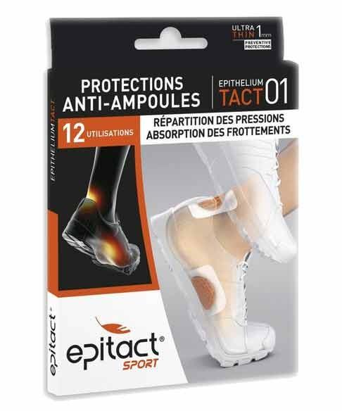 Epitact Sport  Protezioni Anti vesciche Epithelium Tact 01