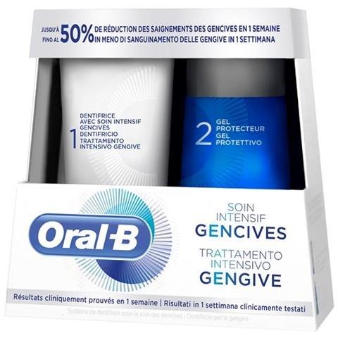 ORALB TRATTAMENTO INTENSIVO GENGIVE 85+63ML