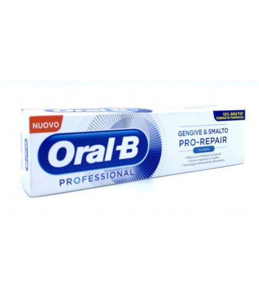 ORALB PRO REPAIR DENTIFRICIO 85ML
