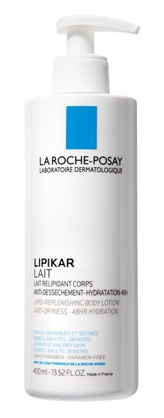 La Roche Posay Lipikar Lait Latte relepidante corpo anti-secchezza 400ml