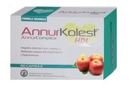 ANNURKOLEST HDL 30 CAPSULE