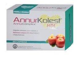 ANNURKOLEST HDL 60 CAPSULE