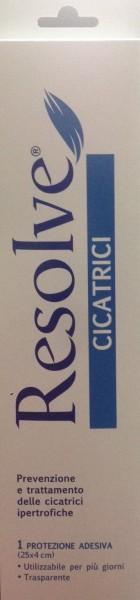 Pietrasanta Pharma Resolve cicatrici protezione adesiva striscia (25x4cm)