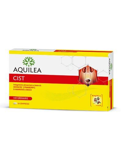 AQUILEA CIST 14 COMPRESSE