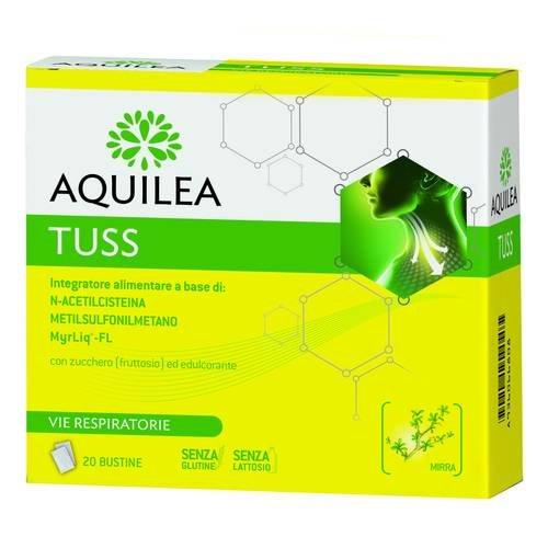 AQUILEA TUSS 20 BUSTINE