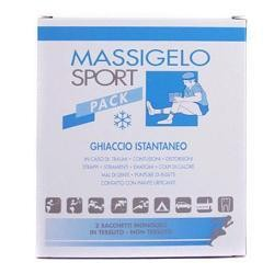 Massigelo Sport Pack Ghiaccio Istantaneo