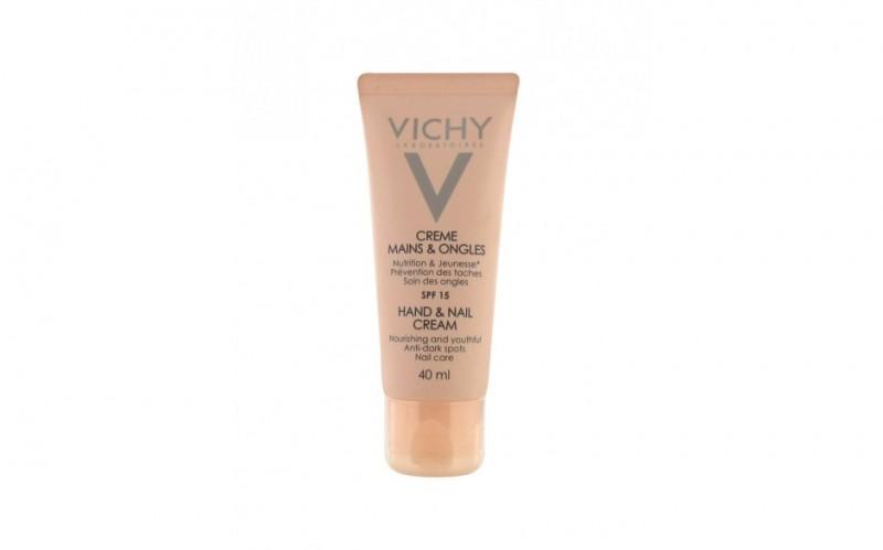 Vichy Crema Mani e Unghie SPF 15