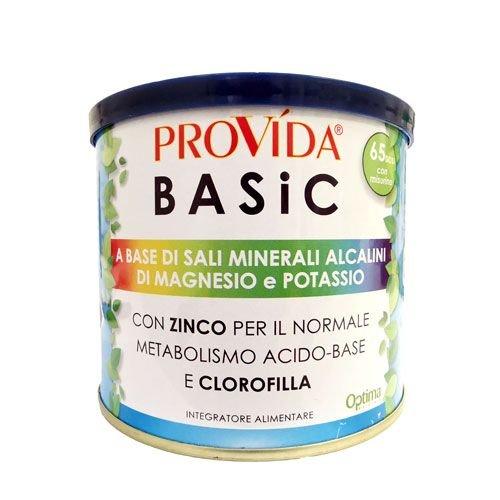 OPTIMA PROVIDA BASIC 65 DOSI CON MISURINO 260G