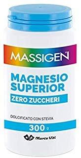 Massigen Magnesio Superior Zero Zuccheri 300 g