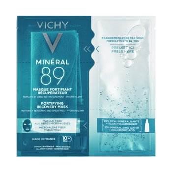 VICHY MINERAL 89 MASCHERTA FORTIFICANTE RIPARATRICE