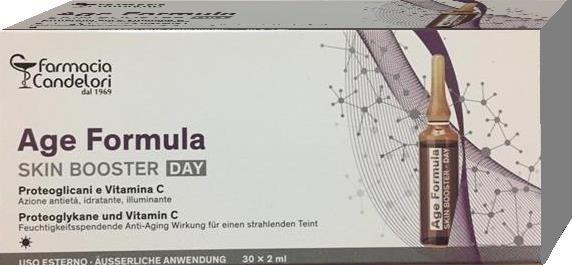 Farmacia Candelori Age Formula Skin Booster Day 30 Ampolle