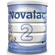 Menarini Novalac 2 Latte in polvere di proseguimento 6-12 mesi