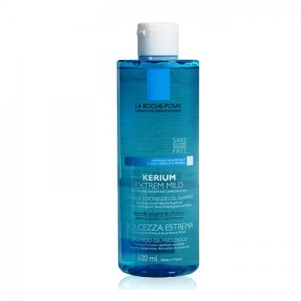 La Roche Posay Kerium shampoo-gel fisiologico dolcezza estrema 400 ml