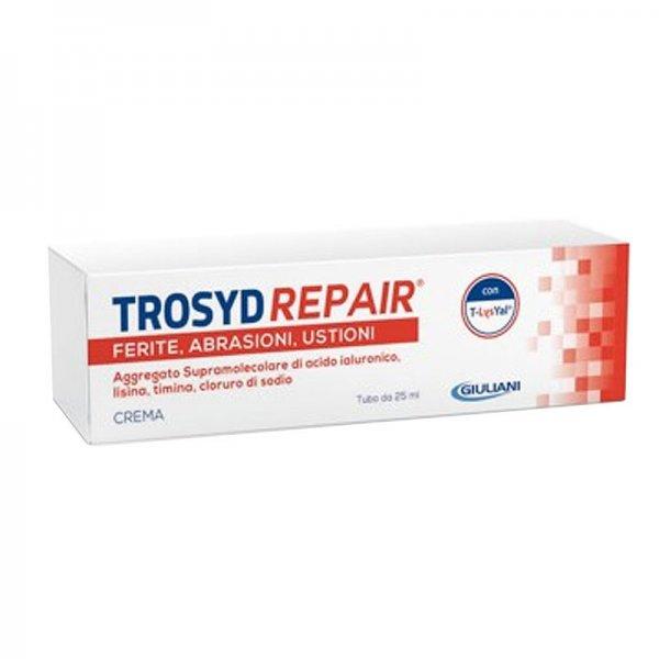 Trosyd Repair Ferite Abrasioni Ustioni 25ml (DISPONIBILI 8 PEZZI)