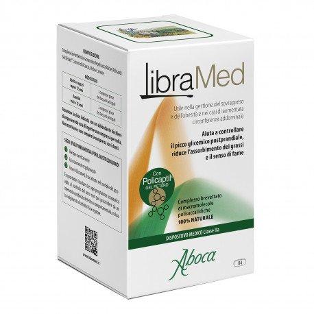 Aboca Libramed 84 Compresse Controllo Peso