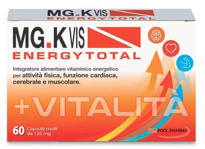 MGK VIS ENERGY TOTAL 60 CAPSULE