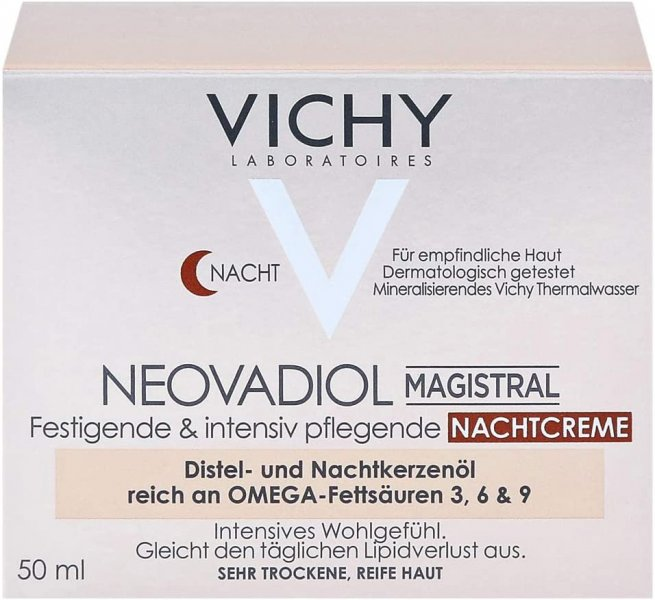 VICHY NEOVADIOL MAGISTRAL NOTTE 50ML