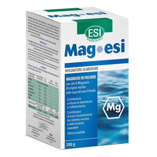 Esi MAg esi Magnesio in polvere 200g