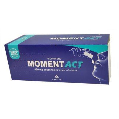 MometAct Sospensione Orale 400 mg 8 Bustine