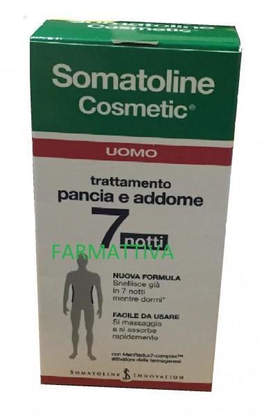 Somatoline Cosmetic Pancia e addome 7 notti 250 ml