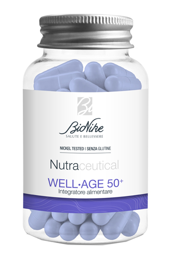 BIONIKE NUTRACEUTICAL WELL-AGE 50+ 60CAPSULE