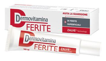DERMOVITAMINA FERITE 15G