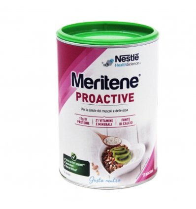 Meritene Proactive 408 g Gusto neutro