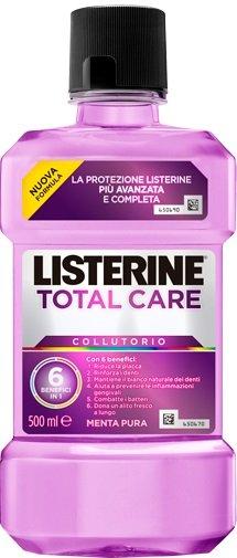 LISTERIN TOTAL CARE COLLUTORIO 500ML