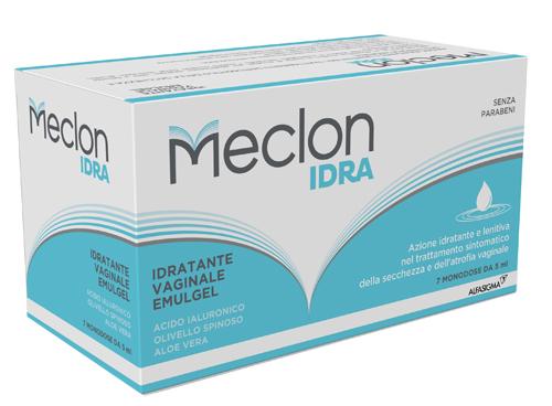 Meclon IDRA IDRATANTE VAGINALE EMULGEL 7 MONODOSE
