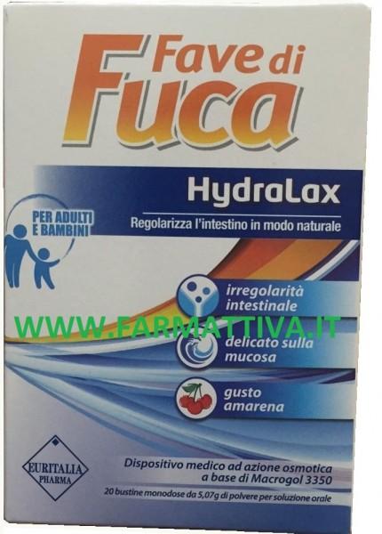 Euritalia Fave di Fuca Hydralax 30 bustine