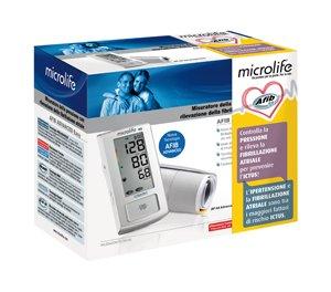 Colpharma Microlife AFIB ADVANCED EASY misuratore pressione con rilevazione fibrillazione atriale