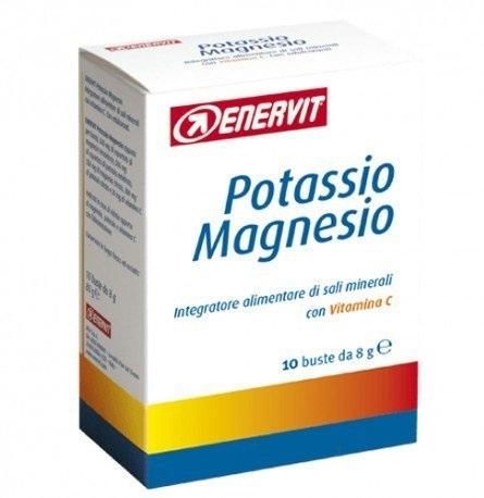 Enervit Potassio Magnesio 10 bustine