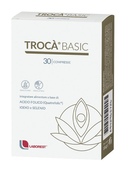 Troca'Basic integratore 30 compresse