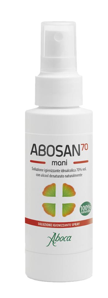 Aboca Abosan 70 Mani 100 ml Igienizzante