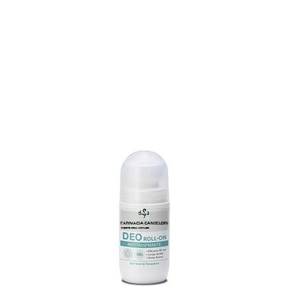 Farmacia Candelori Deo Roll on Antitraspirante con semi di pompelmo