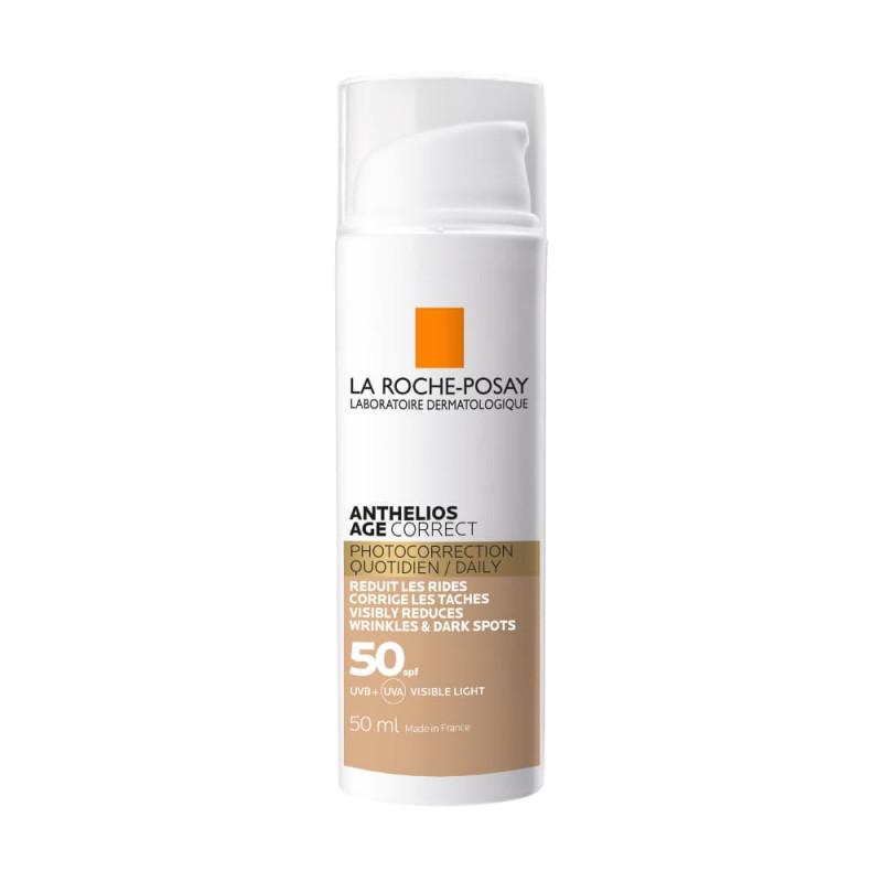 La Roche-Posay Anthelios Age Correct SPF50 Colorato 50 ml