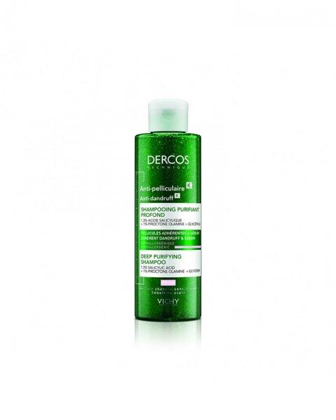 Vichy Dercos K 20 Shampoo Purificante Intensivo AntiForfora 250ml