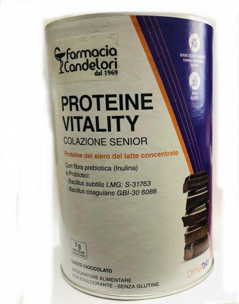Farmacia Candelori Proteine Vitality Colazione Senior 300 g