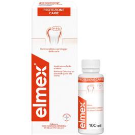 Elmex Protezione Carie Collutorio 400ml + Elmex spazzolino medio