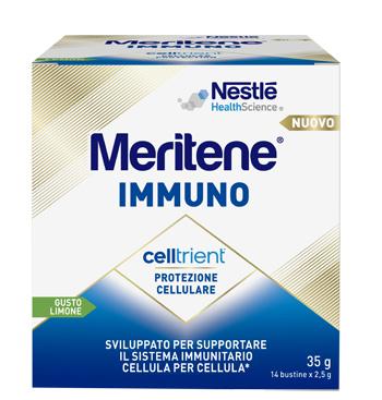 Meritene Immuno Protezione Cellulare 14 Bustine Difese Immunitarie