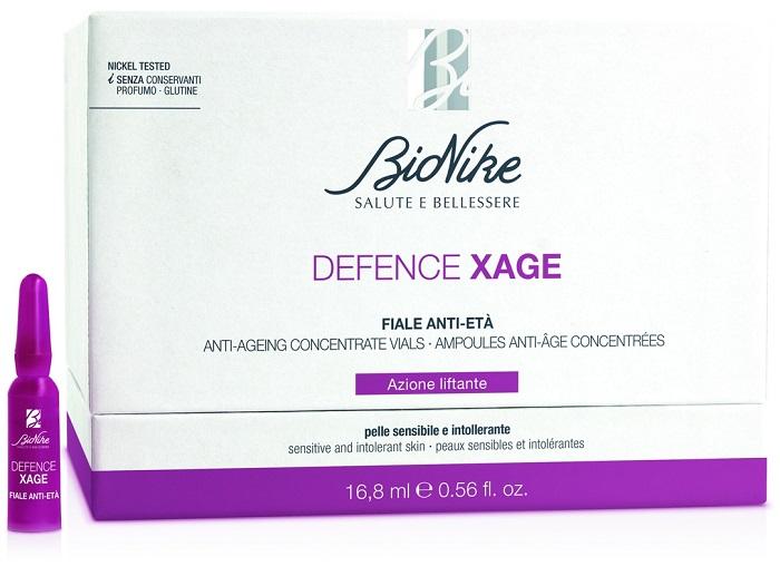 Bionike Defence Xage Fiale Concentrate Antietà Multicorrettive 14 Fiale