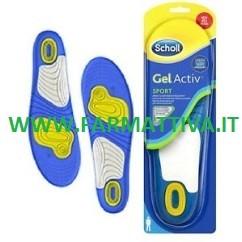 Scholl Gel Activ Sport Soletta 42 - 48