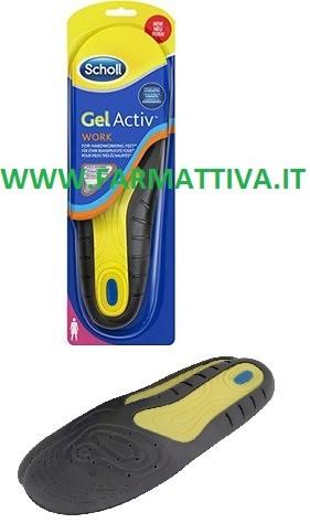 Scholl Gel Activ Professional Work Soletta 38 - 42