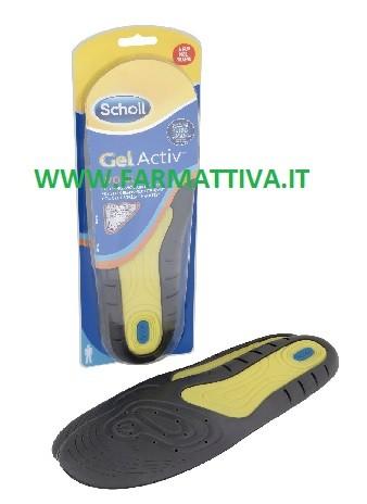 Scholl Gel Activ Professional Work Soletta 40 - 46,5