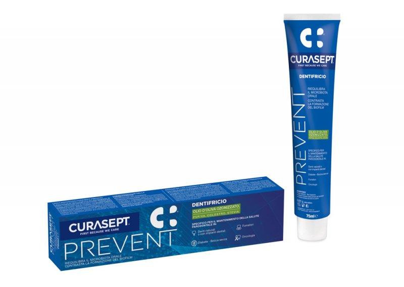 Curasept Prevent Dentifricio 75 ml