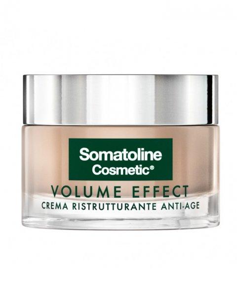 Somatoline Cosmetic Volume Effect Crema Ristrutturante Antietà 50 ml