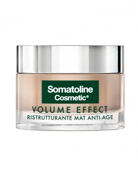 Somatoline Cosmetic Volume Effect Crema Ristrutturante Mat Anti-age 50 ml