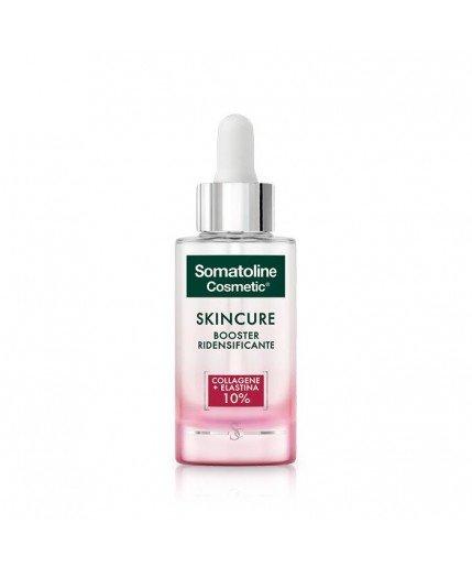Somatoline Cosmetic Skin Cure Booster Ridensificante Collagene+Elastina 10% Viso 30 ml